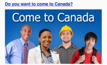 Start Your Canada Express Entry Application