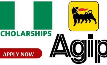 Nigerian Agip Oil Company Limited (NAOC) scholarship program