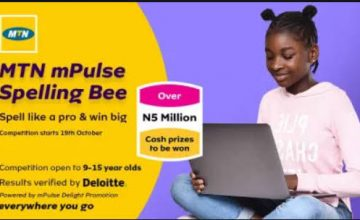 MTN Nigeria Spelling Bee Competition
