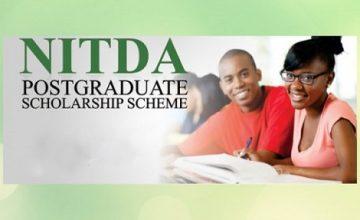 NITDA Scholarship Scheme