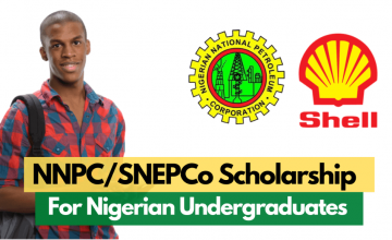 NNPC/SNEPCo scholarship