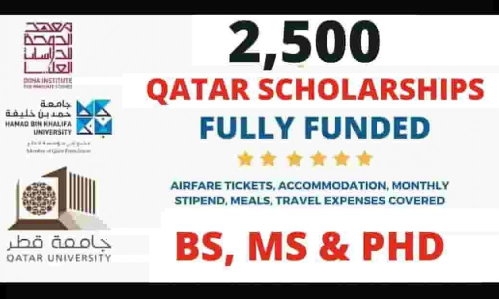 Qatar Government Scholarships